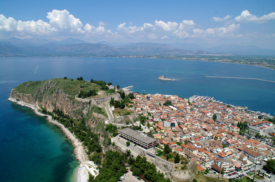 Nafplio, First Capital of Greece